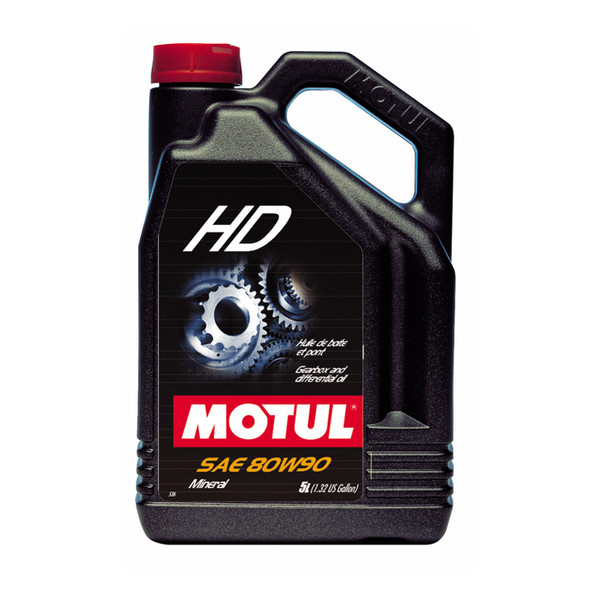 Huile HD 80W90 5L