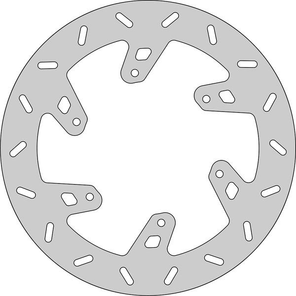 Disque de frein FE.HVA301
