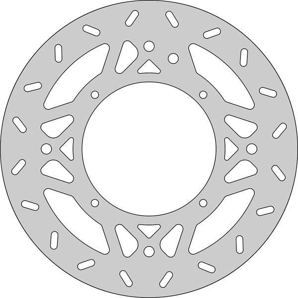 Disque de frein FE.HVA324