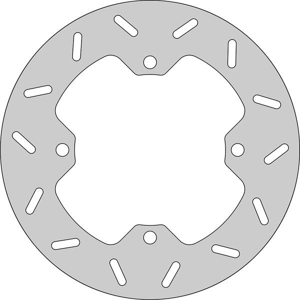 Disque de frein FE.HVA458
