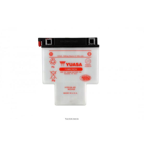Batterie Hyb16a-ab
