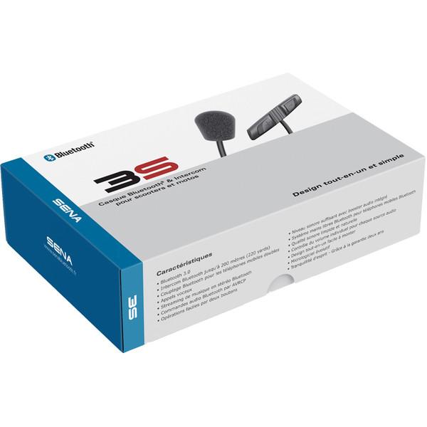 Intercom Bluetooth® 3S micro perché filaire