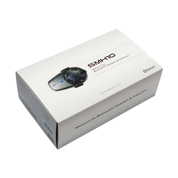 Intercom Bluetooth® SMH10