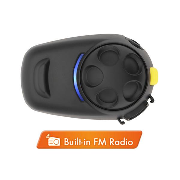 Intercom Bluetooth® SMH5 FM Dual casque Jet et Modulable
