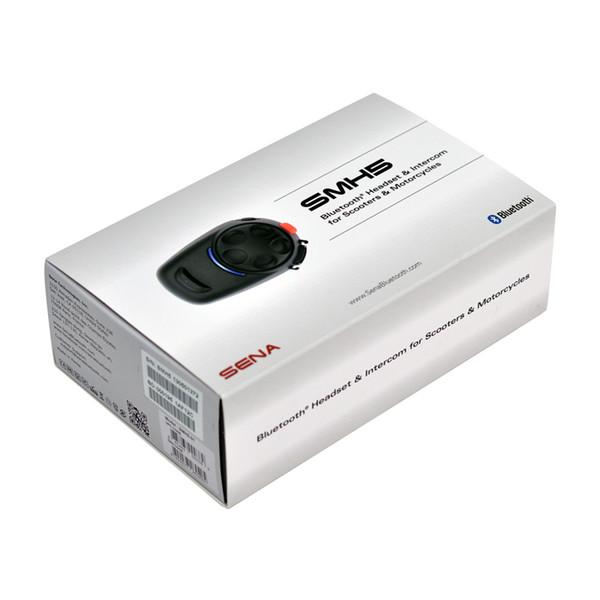 Intercom Bluetooth® SMH5 casque Jet et Modulable