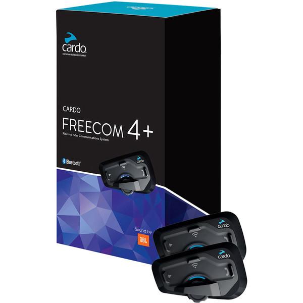 Intercom Freecom 4+ Duo - Son JBL