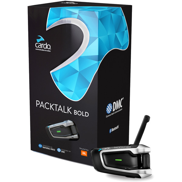 Intercom Packtalk Bold - Son JBL