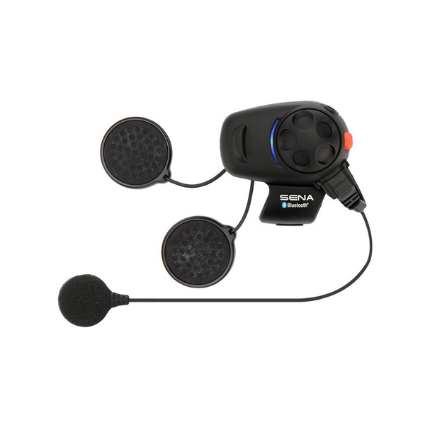 Intercom Bluetooth® SMH5 universel Pack Double