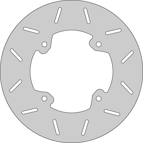 Disque de frein FE.K302