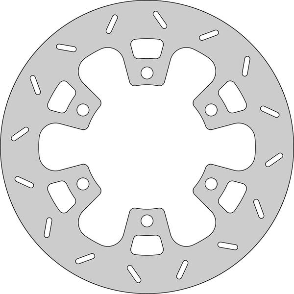 Disque de frein FE.K319