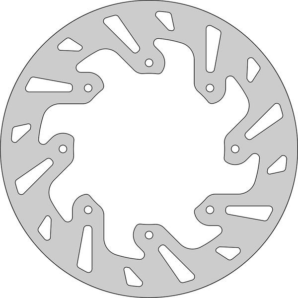 Disque de frein FE.K358