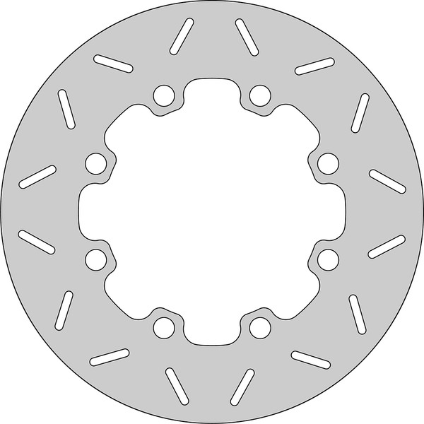 Disque de frein FE.K411