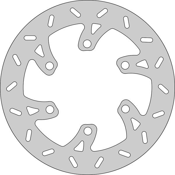 Disque de frein FE.K483