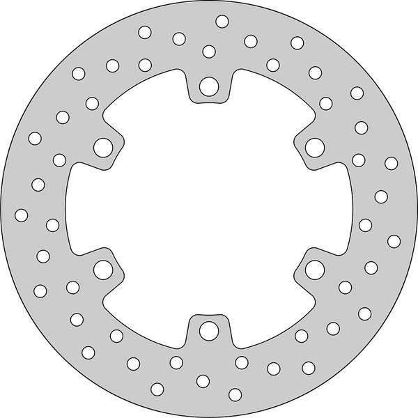 Disque de frein FE.K508