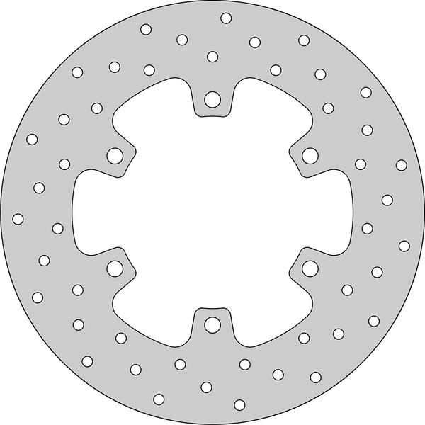 Disque de frein FE.K525