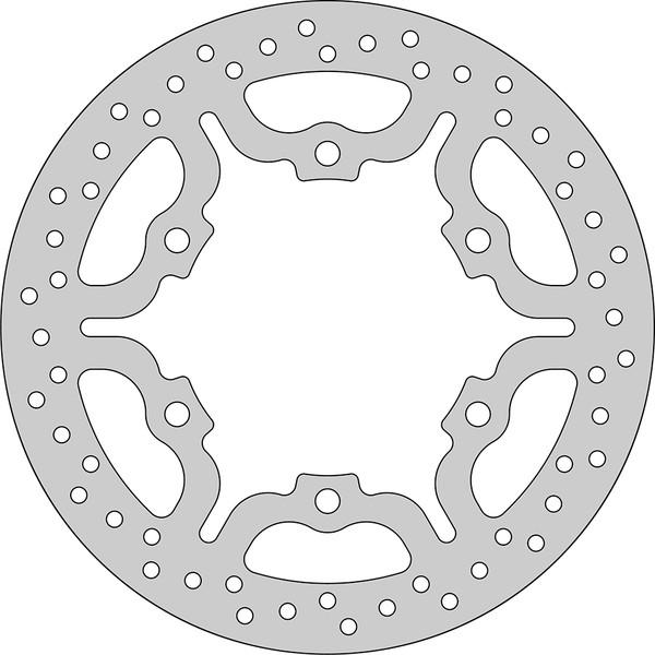 Disque de frein FE.K543