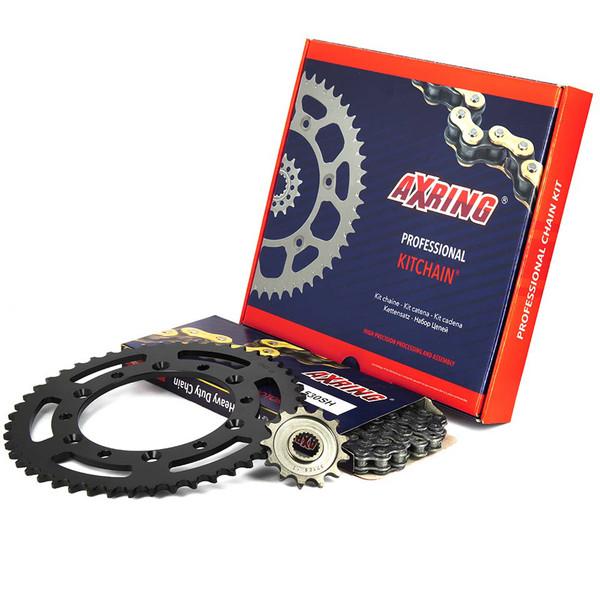 Kit chaîne Aprilia 650 Moto Starck