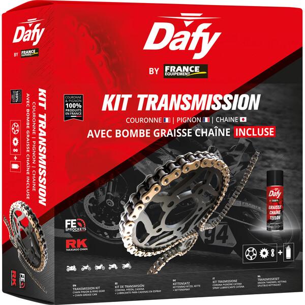 Kit Chaîne 600 Daytona (RK525XSO 15X45)