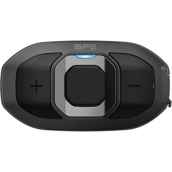 Kit Intercom Bluetooth® SF2-02 | Solo + Ecouteurs HD