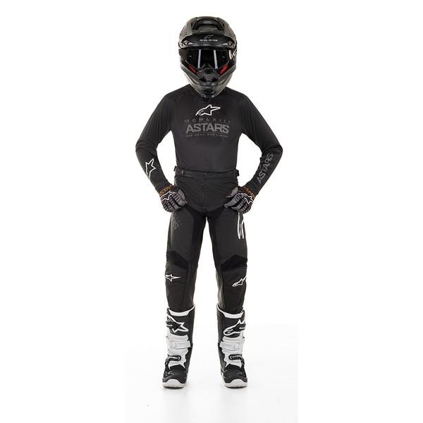Maillot Enfant Youth Racer Graphite