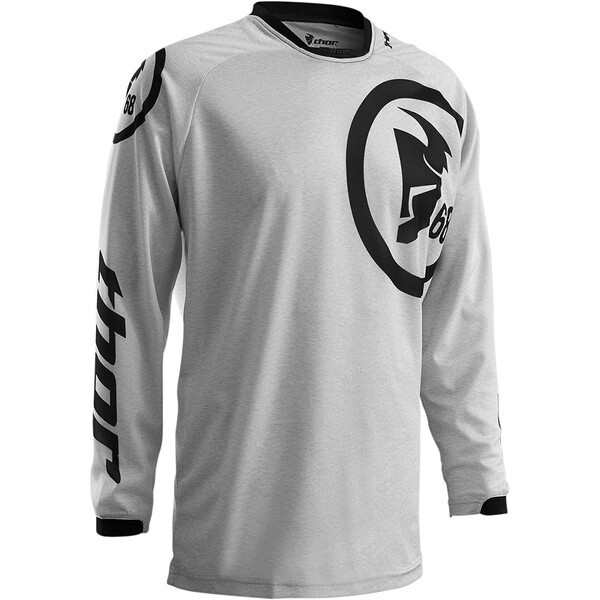 Maillot Phase Gasket Heather