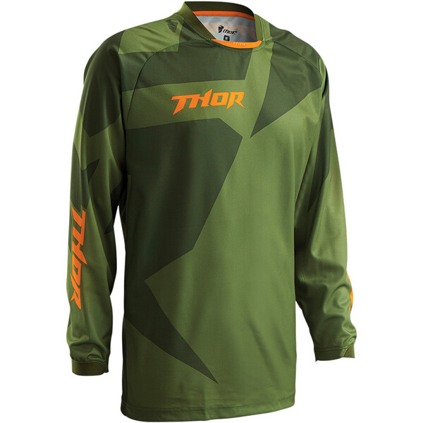 Maillot Phase Off Road Cloak