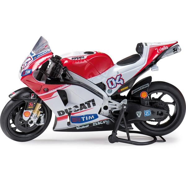 Maquette moto 1/12e Ducati Desmosedici