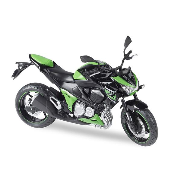 maquette 1 12e kawasaki z800 moto dafy moto id e cadeau de moto. Black Bedroom Furniture Sets. Home Design Ideas