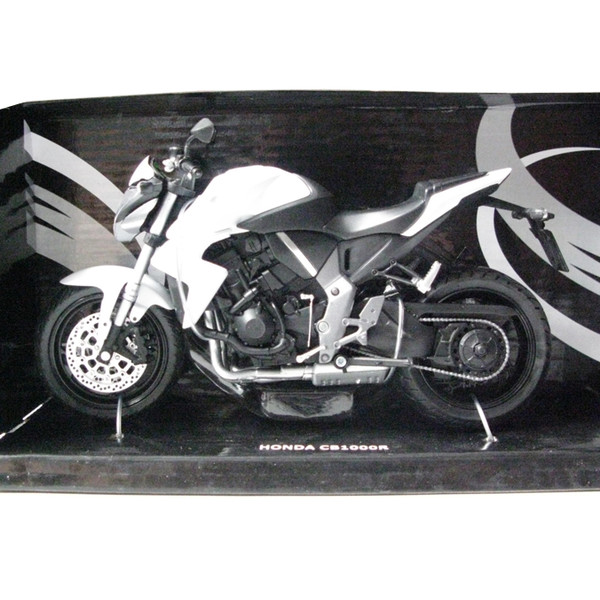 maquette cb 1000 r blanc honda blanc moto dafy moto id e cadeau de moto. Black Bedroom Furniture Sets. Home Design Ideas