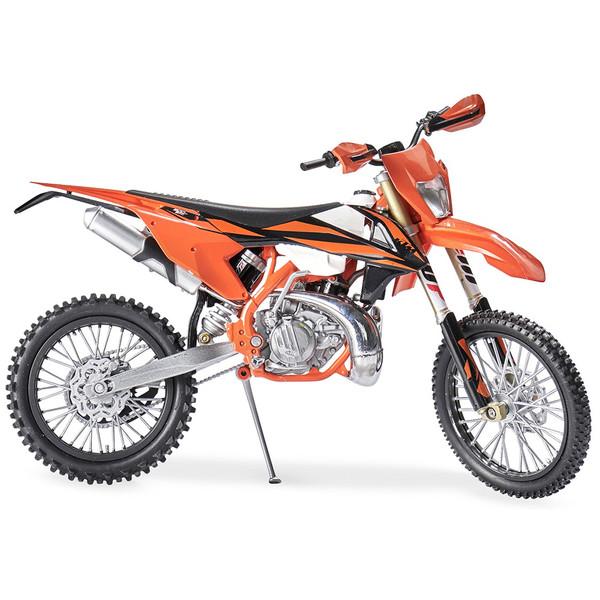 Maquette moto 1/12e KTM EXC TPI 300/19