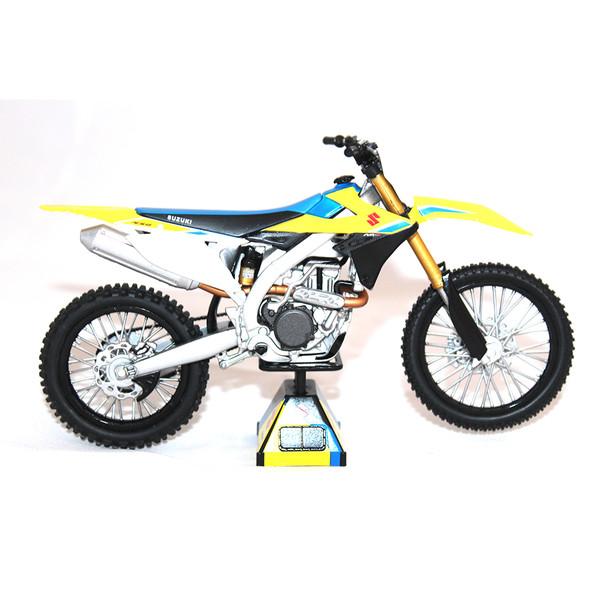 Maquette moto 1/12e Suzuki RMZ 450/18