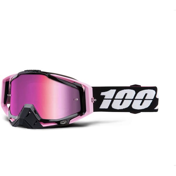 Masque Racecraft Floyd Mirror Pink Lens