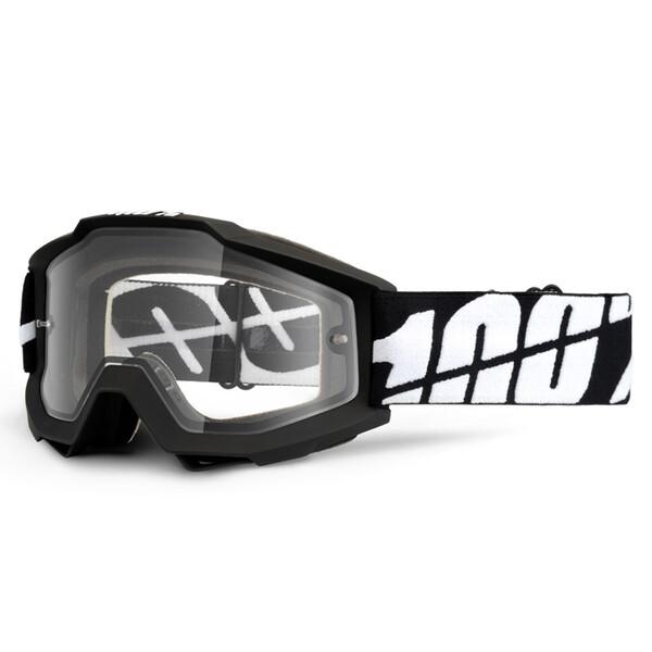 Masque Accuri Black Tornado Enduro