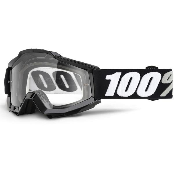 Masque Accuri Tornado Clear Lens