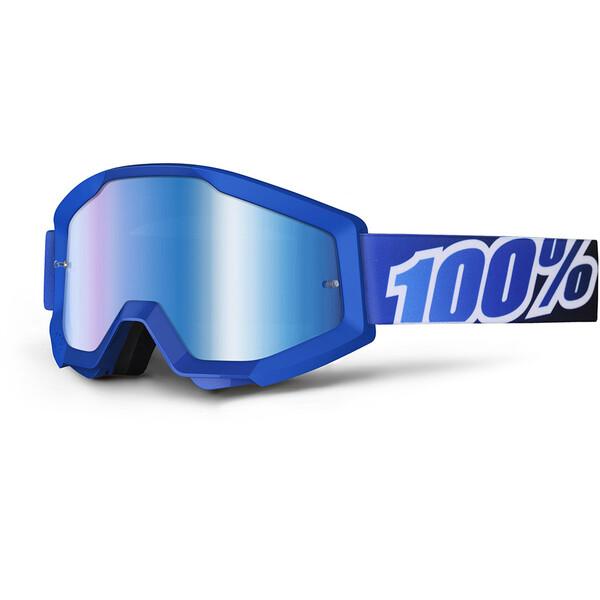 Masque Strata Blue Lagoon Mirror Lens