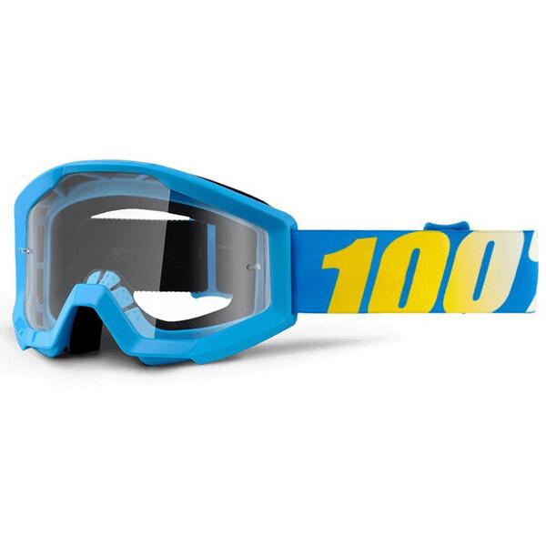 Masque Strata Bleu Clear Lens