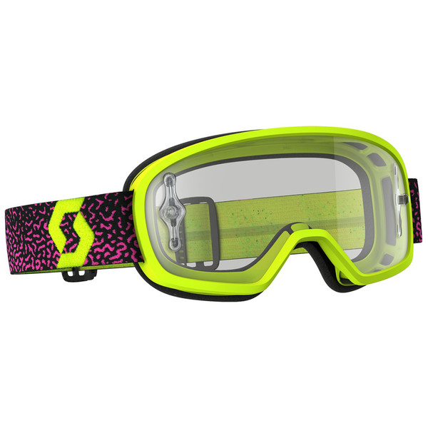 Masque Buzz MX PRO Clear