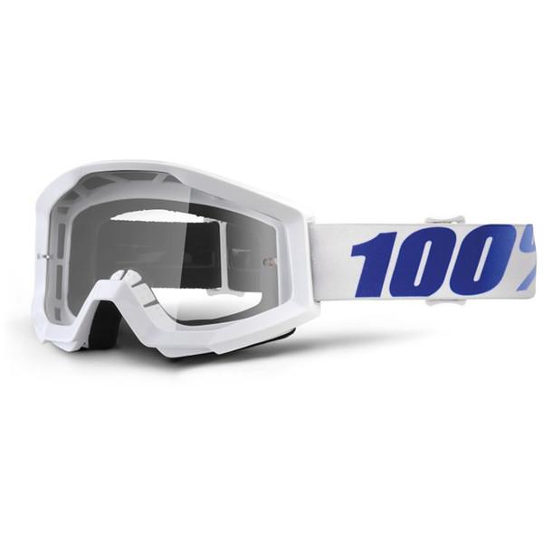 Masque Strata Equinox Clear Lens