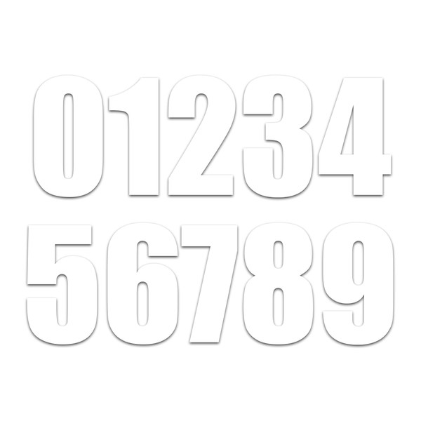 Numéros Course