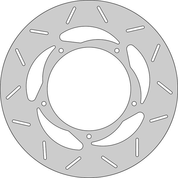 Disque de frein FE.P460