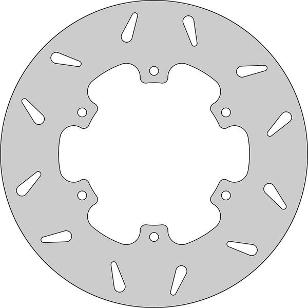 Disque de frein FE.P467