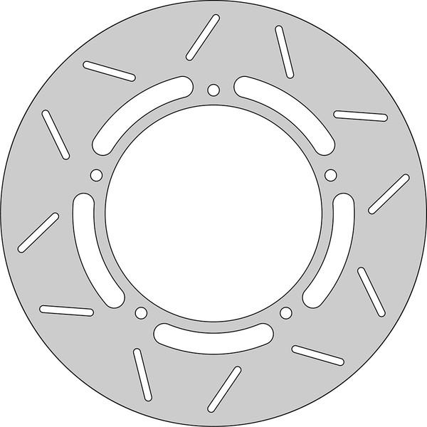 Disque de frein FE.P856