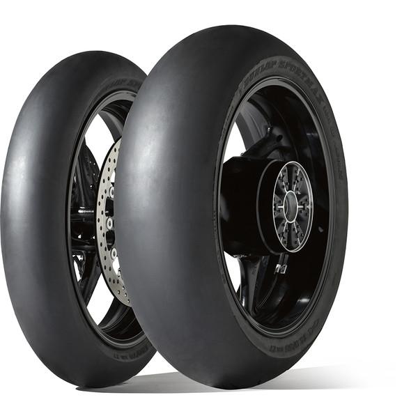 pneu gp racer d212 slick dunlop moto dafy moto pneu circuit de moto. Black Bedroom Furniture Sets. Home Design Ideas