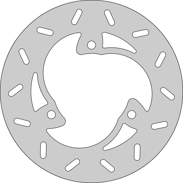 Disque de frein FE.R394