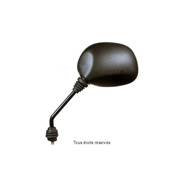 Retro Droit Noir M8