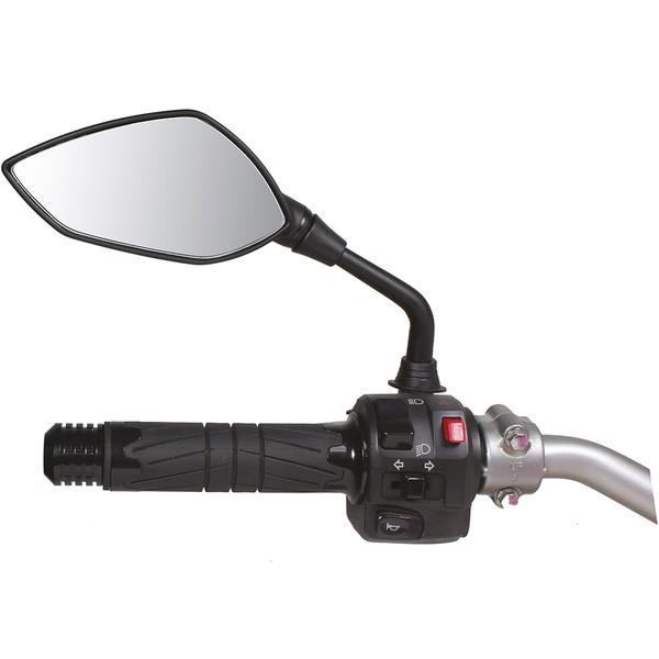 Rétroviseur Extra - Pas de 10 mm