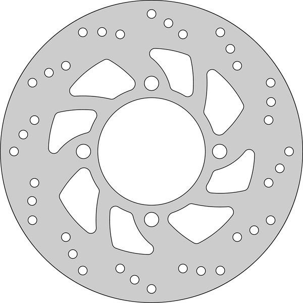 Disque de frein FE.S430