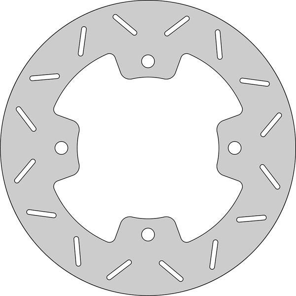 Disque de frein FE.S494