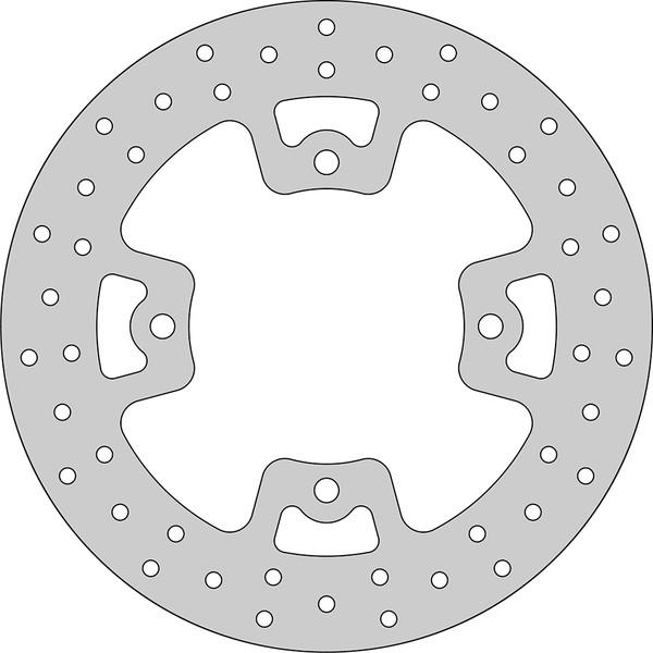 Disque de frein FE.S563