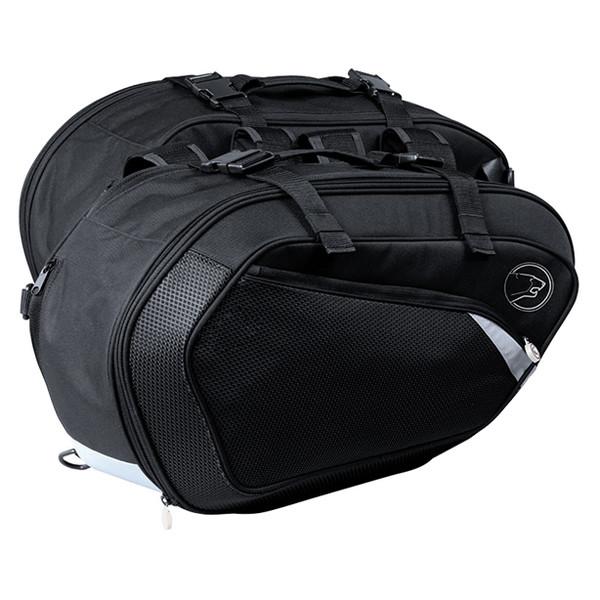 sacoche cavali re dillinger bering moto dafy moto bagagerie souple de moto. Black Bedroom Furniture Sets. Home Design Ideas